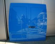 Задние двери фольксваген лт стеклопластик