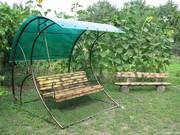 качели садовые с доставкой на ваш адрес