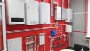 Все для отопления: котлы,  водонагреватели,  радиаторы,  терморегуляторы.